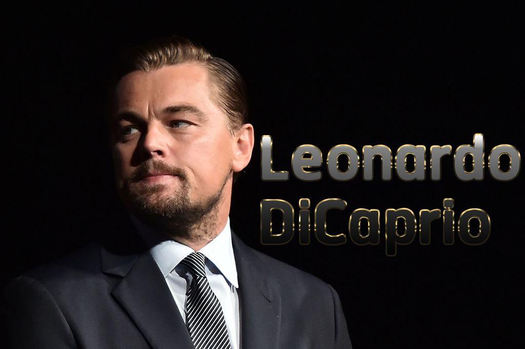 ลีโอนาโด ดิคาร์ปริโอ