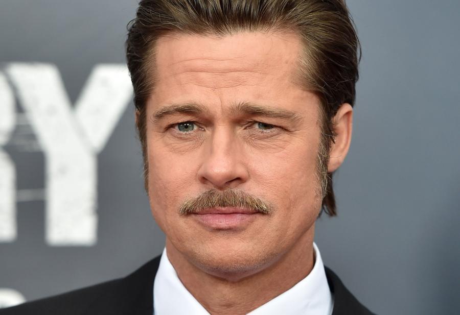 ความภาคภูมิใจของ Brad Pitt